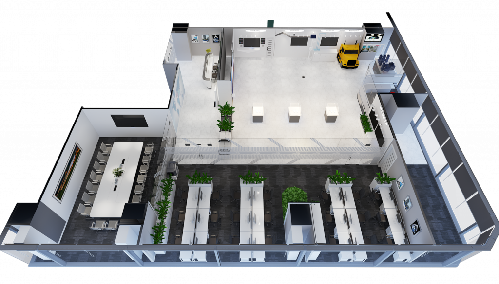 Thiết kế nội thất văn phòng quận Bắc Từ Liêm