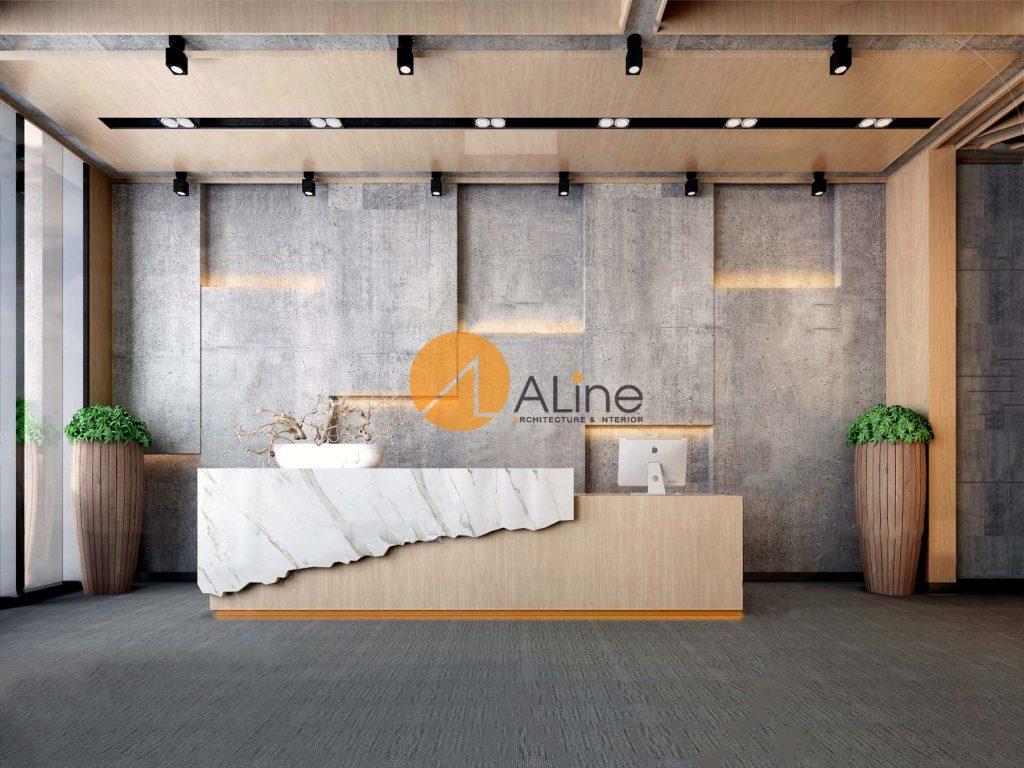 Công ty nội thất văn phòng đẹp – hiện đại – sang trọng