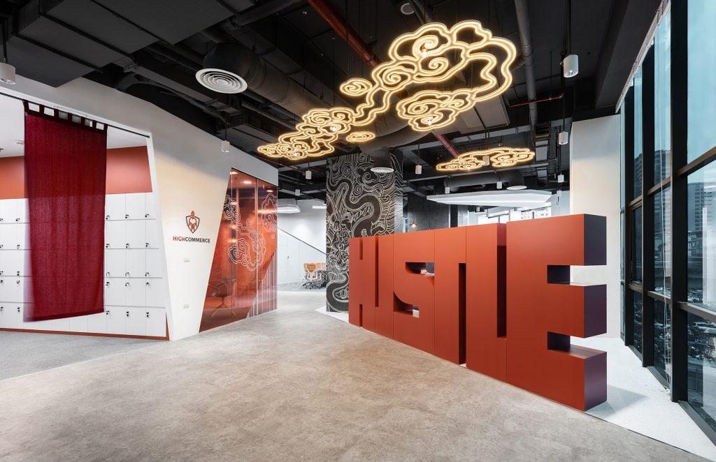 Công ty thiết kế thi công nội thất văn phòng Aline Việt Nam