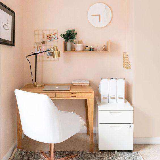 10 ý tưởng trang trí phòng làm việc tại nhà