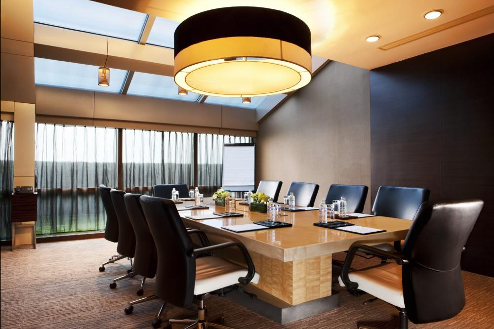 Mẫu thiết kế nội thất văn phòng đẹp - Nội thất phòng họp