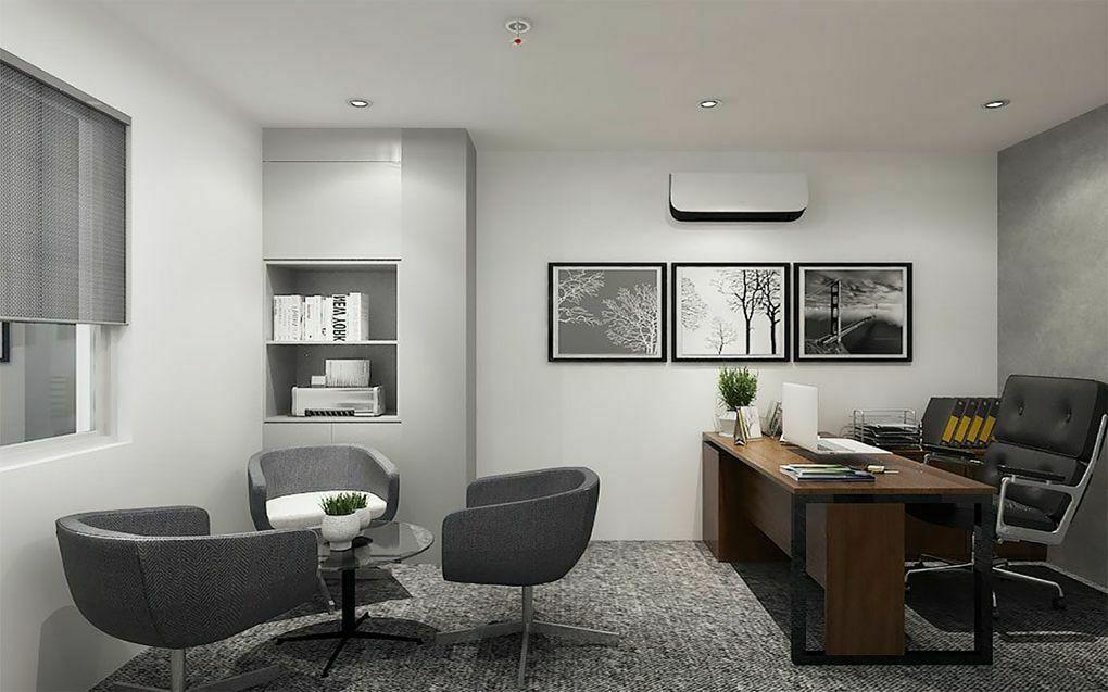 10 Mẫu thiết kế phòng giám đốc đẹp, độc đáo và thu hút