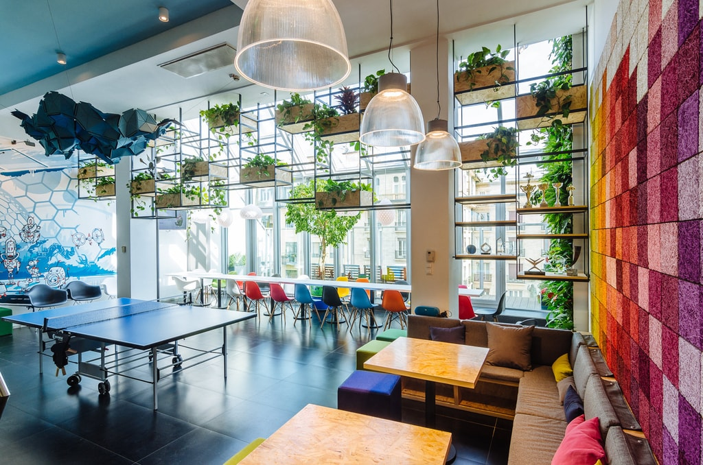 Thiết kế nội thất văn phòng giá rẻ tại Aline Việt Nam