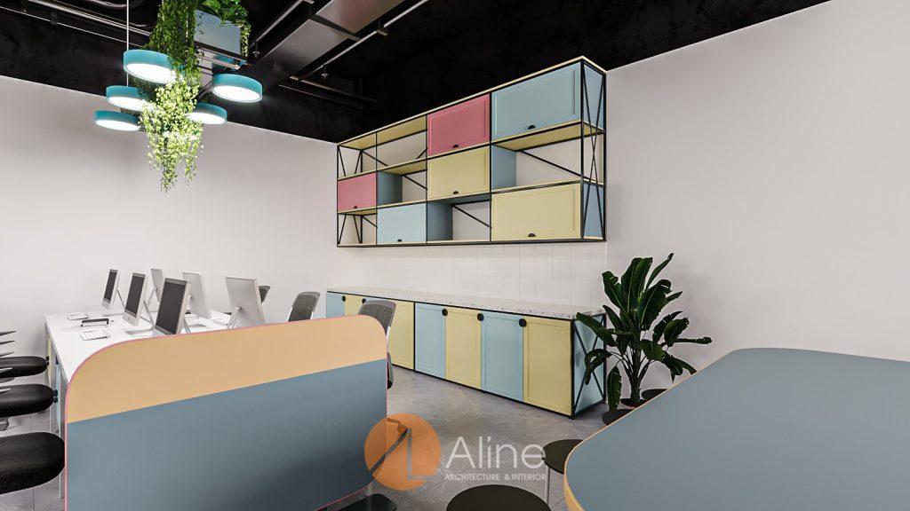 Tư vấn thiết kế nội thất văn phòng làm việc