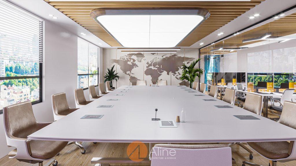 Mẫu bàn văn phòng thiết kế đẹp