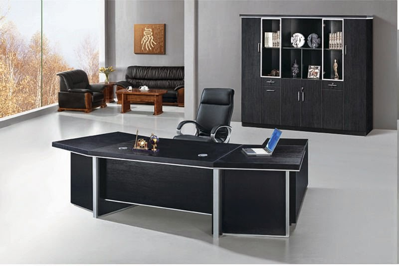 Mẫu bàn văn phòng thiết kế đẹp dành cho Giám đốc số 3