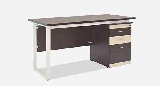 mẫu bàn văn phòng thiết kế đẹp dành cho nhân viên
