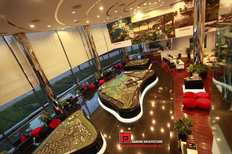 Công ty thiết kế văn phòng chuyên nghiệp tại Hà Nội