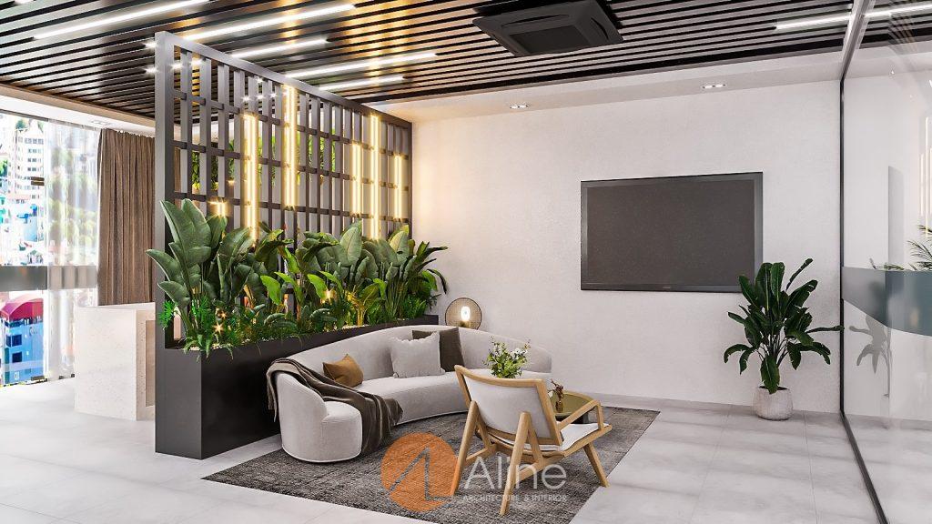 Thiết kế không gian văn phòng phong cách Scandinavian