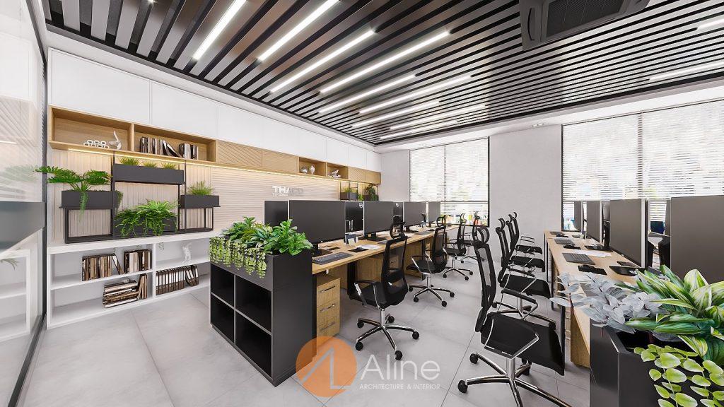 Tư vấn thiết kế nội thất văn phòng là vô cùng quan trọng với doanh nghiệp