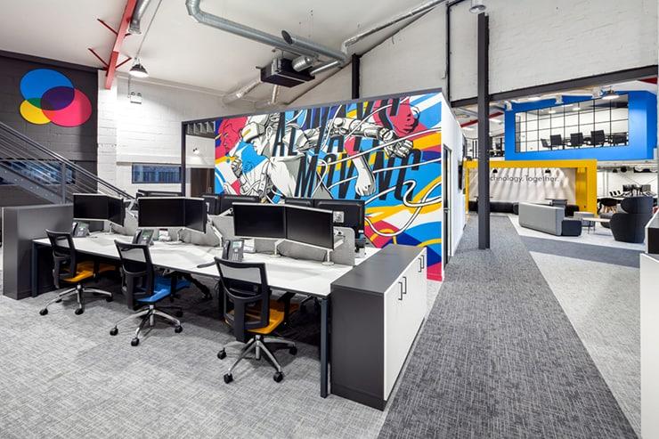 Tham khảo 20 Mẫu văn phòng làm việc phổ biến cho doanh nghiệp