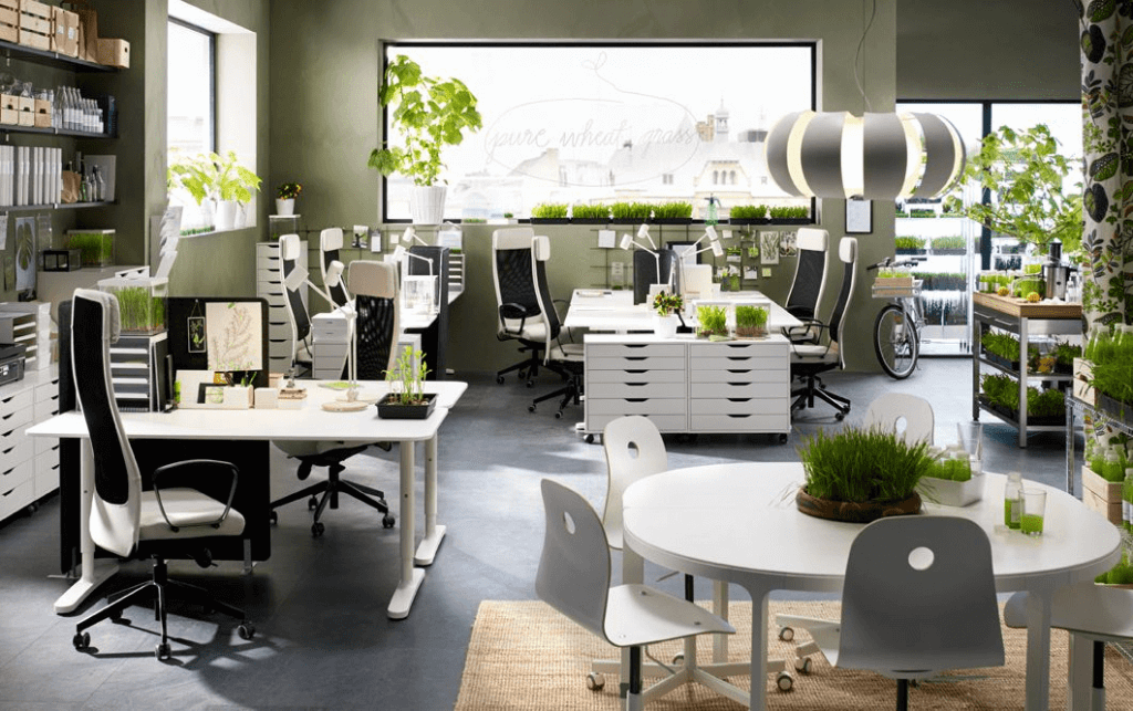 15+ Mẫu thiết kế văn phòng nhỏ đẹp cho doanh nghiệp