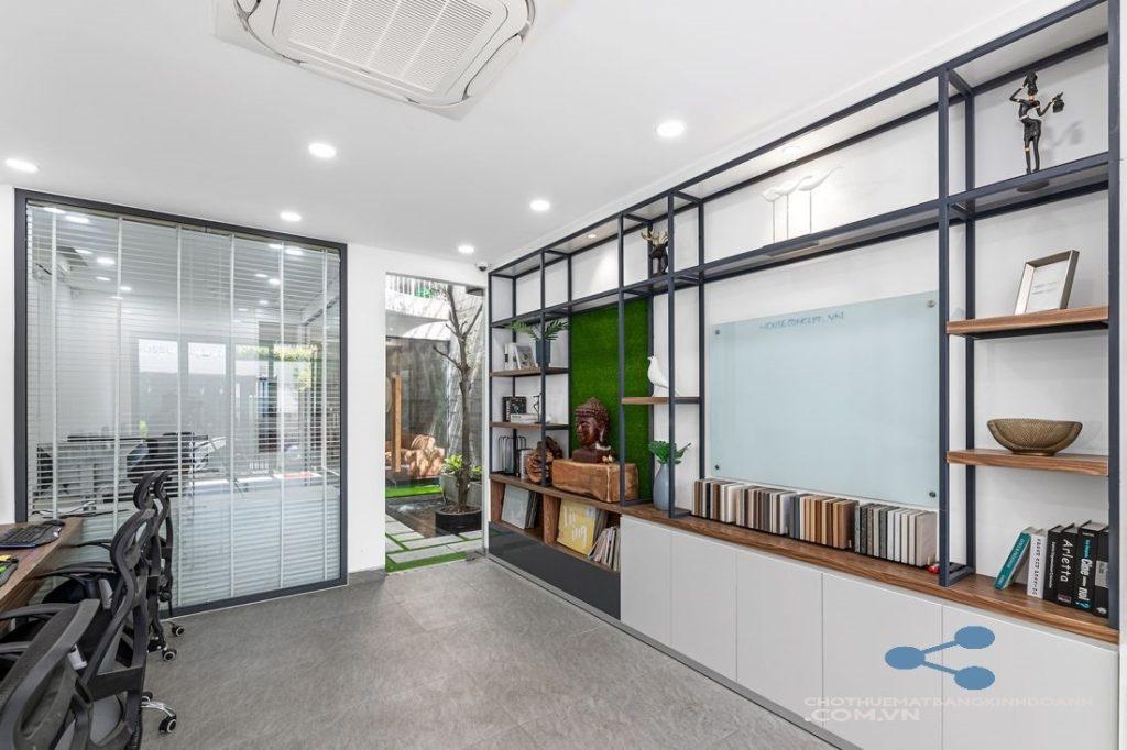 Thiết kế nhà văn phòng cho thuê hiện đại năm 2021