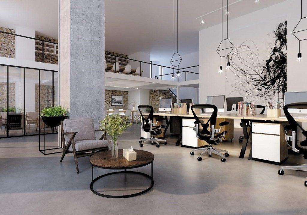 10+ mẫu thiết kế văn phòng đẹp nâng cao hiệu quả làm việc