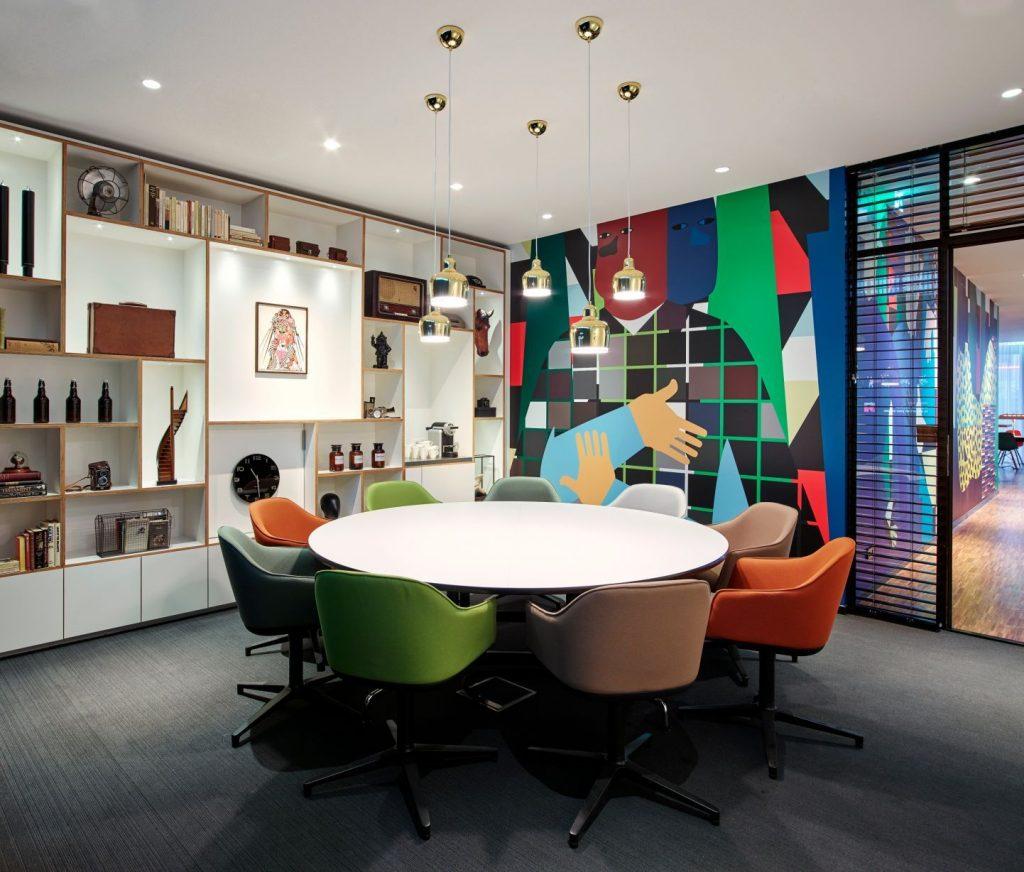 Tham khảo 10+ mẫu phòng họp đẹp và các mẹo thiết kế phòng họp hiện đại