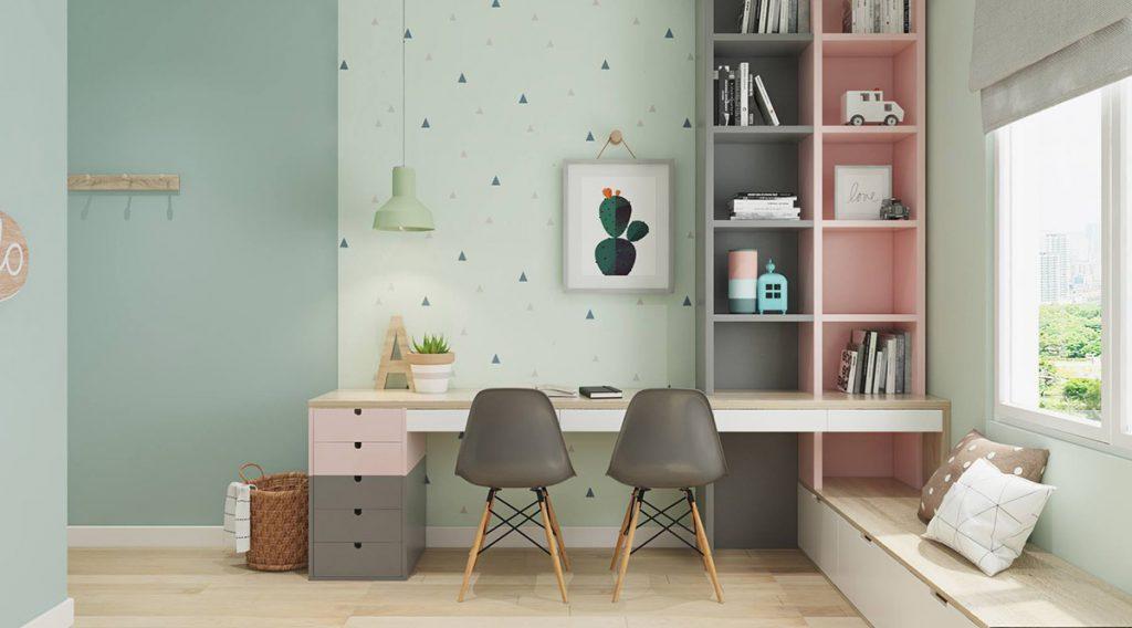 Thiết kế văn phòng nhỏ đẹp 2021 và những vấn đề cần lưu ý