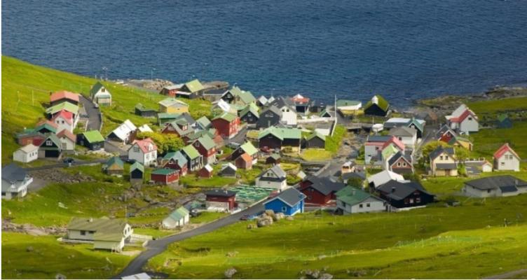 Phong cách Scandinavian bắt nguồn từ vùng Bắc Âu