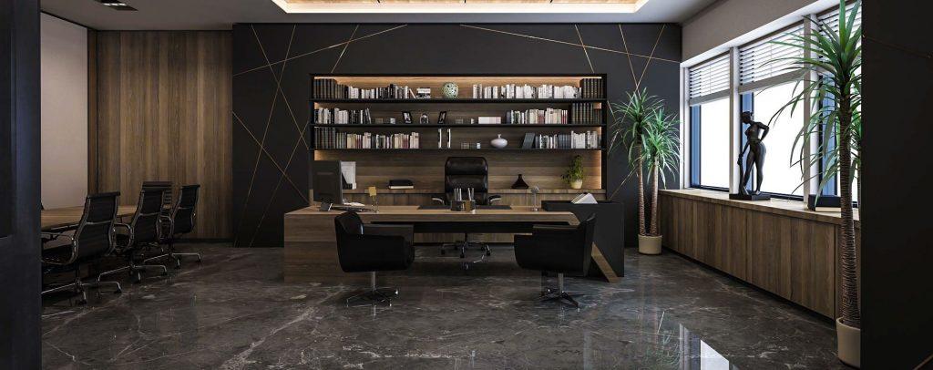 Tham khảo bí quyết và 10+ mẫu thiết kế văn phòng đẹp hiện đại
