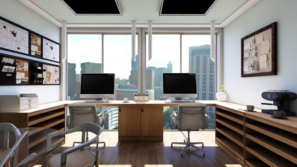 Tư vấn thiết kế văn phòng 15m2 hiện đại và siêu tiện nghi
