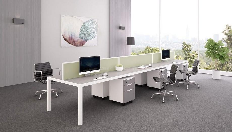 Thiết kế và sắp xếp văn phòng làm việc nhỏ đẹp tiện nghi và hợp lý