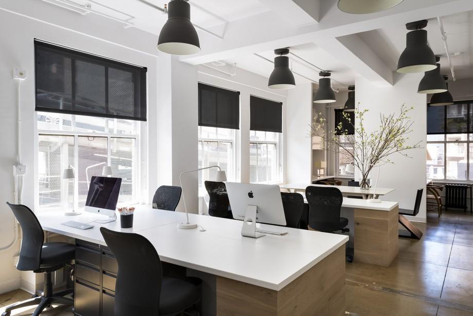 Bỏ túi 10+mẫu văn phòng hiện đại và chuyên nghiệp