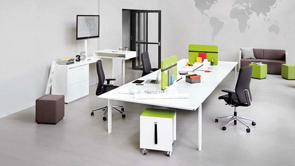Thiết kế văn phòng 25m2 khoa học và hiện đại
