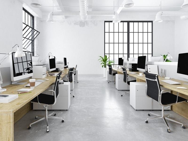 Mẫu thiết kế văn phòng nhỏ gọn 30m2