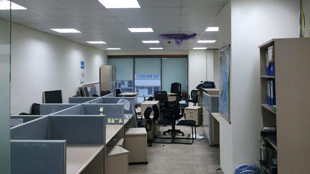Văn phòng công ty Logistic
