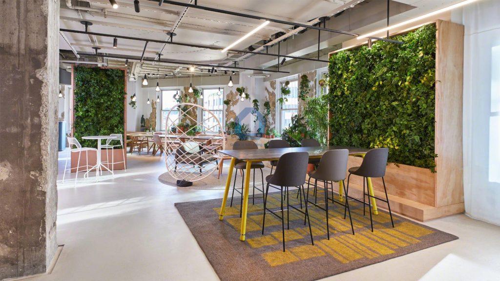 10 Mẫu phòng làm việc đẹp, độc đáo cho mọi doanh nghiệp