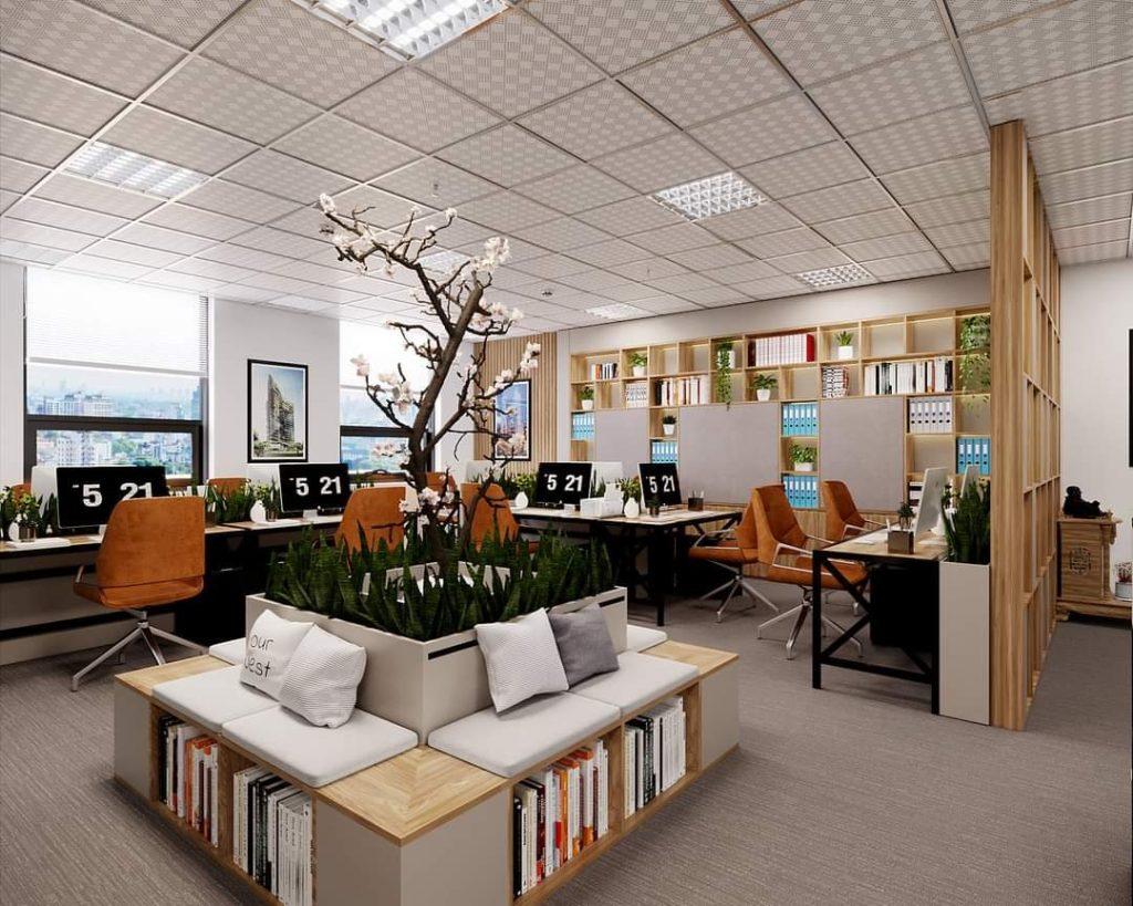 Thiết kế Pantry cho văn phòng có diện tích nhỏ