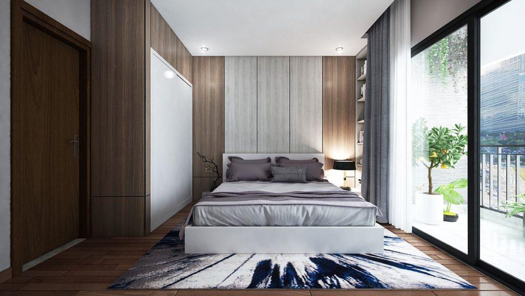 Thiết kế nội thất chung cư phong cách tối giản và tiện nghi